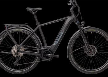 CUBE > Kathmandu Hybrid EXC 625 black´n´grey