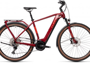 CUBE > Touring Hybrid EXC 625 red´n´grey