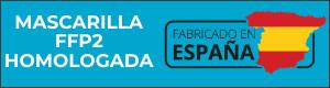 Mascarillas ffp2 españolas