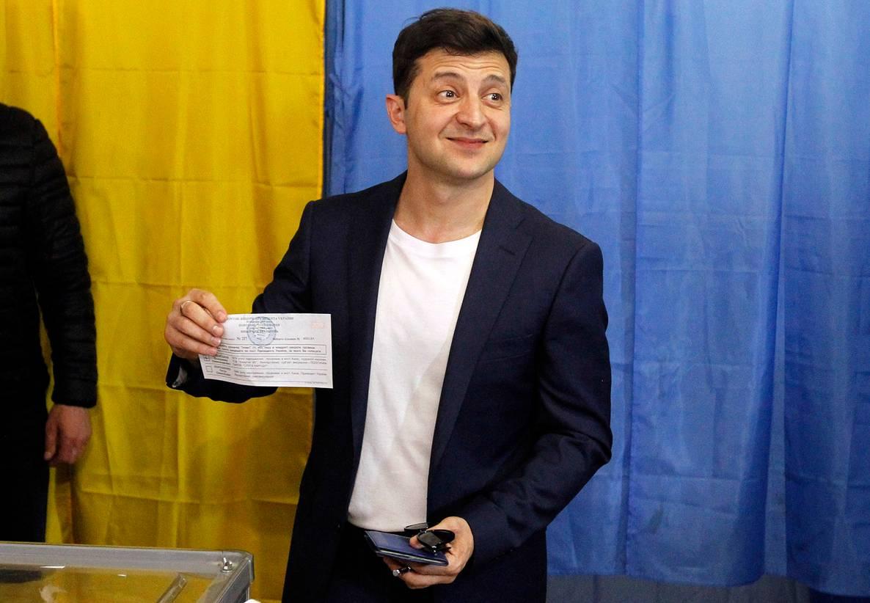 У Росії прокоментували дані екзит-полу при виборі Президента України