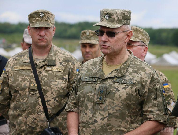 Командовать армией будет Руслан Хомчак: что о нем известно?   Громадское  телевидение   Громадское телевидение