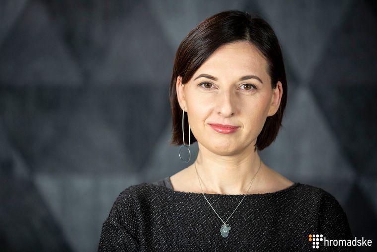 Журналістка Громадського отримала премію за відвагу від Міжнародного  жіночого медіа-фонду | Громадське телебачення