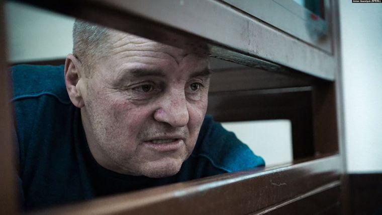 Едем Бекіров під час засідання суду