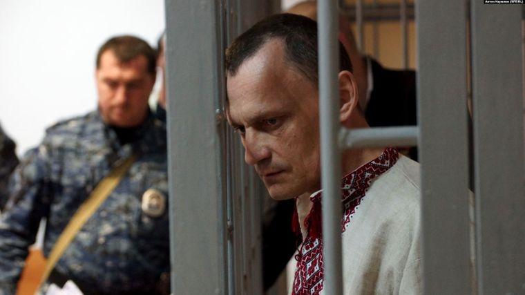 Микола Карпюк під час засідання суду