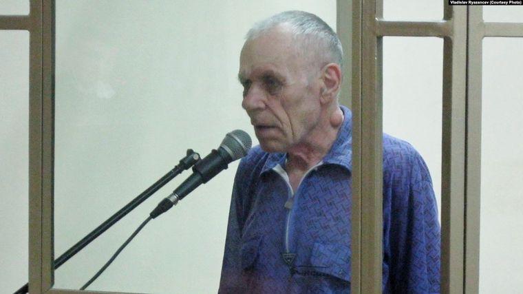 Олексій Сизонович під час засідання суду