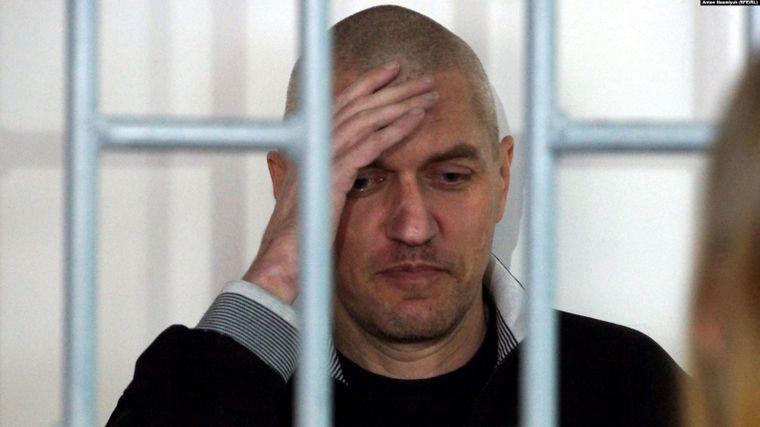 Станіслав Клих під час засідання суду