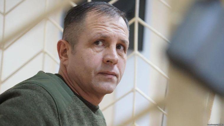 Володимир Балух під час засідання суду