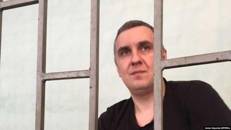 Євген Панов під час засідання суду