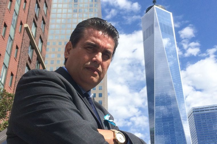Вільям Родрігес — прибиральник у Всесвітньому торговому центрі, який врятував кількасот людей 11 вересня під час терористичної атаки