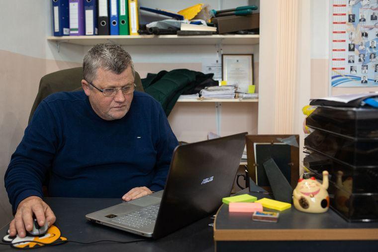 Заступник начальника Харківського бюро судово-медичної експертизи Андрій Кісь, Харків, 12 листопада 2019 року