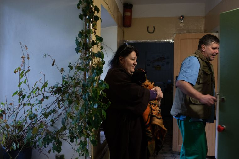 У будівлі, де помирали діти, тепер лікують тварин, Запоріжжя, 13 листопада 2019 року