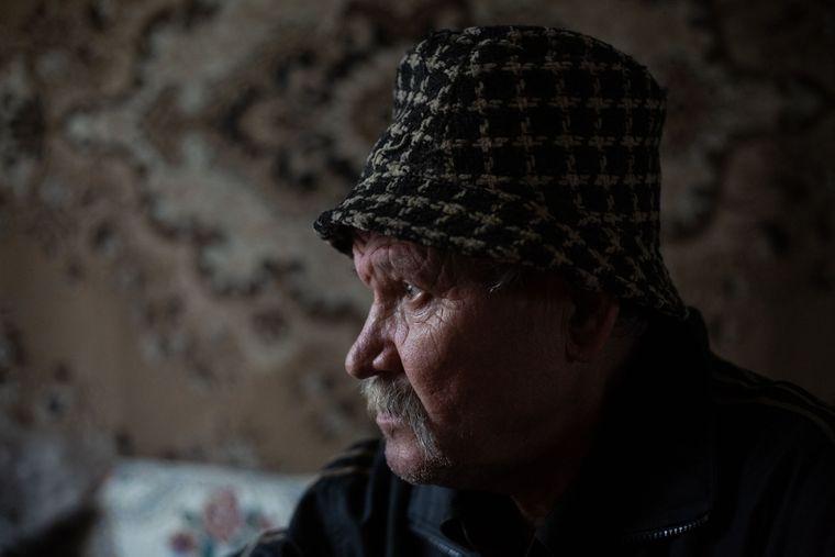 Син Анни — Тарас, Медведівка, Черкаська область, 18 листопада 2019 року
