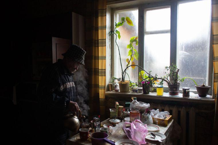 Тарасового діда — батька Анни — не розкуркулювали, він сам віддав майно у колгосп, Медведівка, Черкаська область, 18 листопада 2019 року
