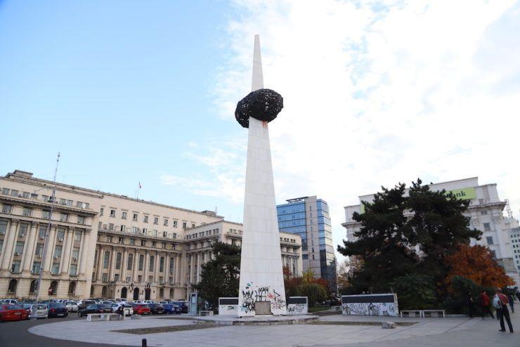 Меморіал Відродження, присвячений пам'яті жертв Румунської революції 1989 року