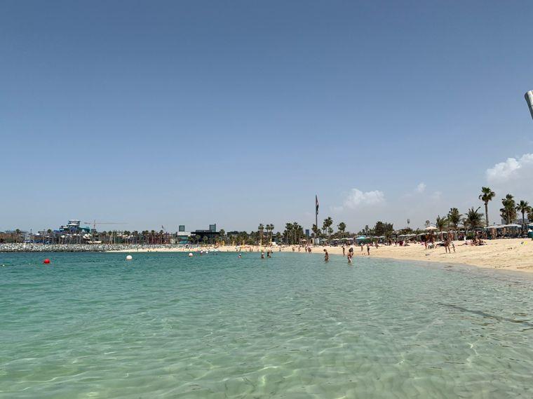 Один з пляжів на Шрі-Ланці