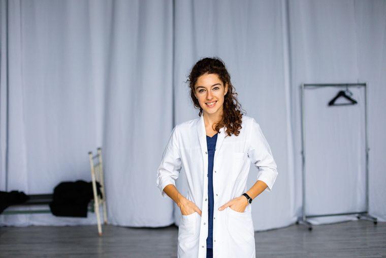 Іванка Небор, ЛОР-лікарка на дослідницькій позиції у госпіталі Цинциннаті, США