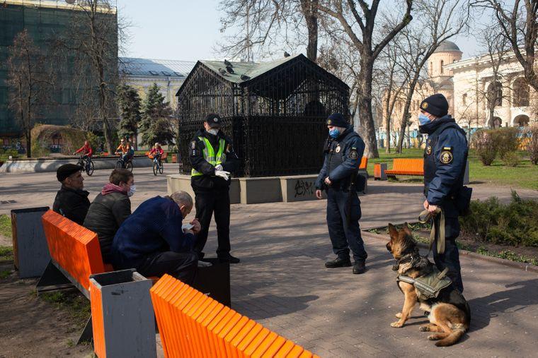 Заборона на прогулянки в парках: поради від адвоката