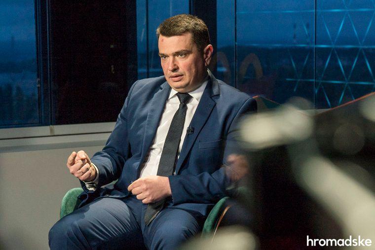 Директор Національного антикорупційного бюро Артем Ситник в програмі «Мокрик По Живому» на hromadske, Київ, 14 травня 2020 року