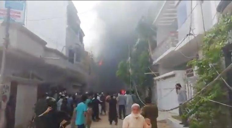 У Пакистані розбився пасажирський літак | Громадське телебачення