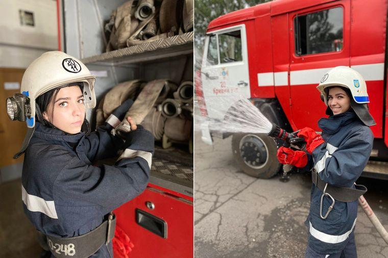 работа девушкам в пожарной части