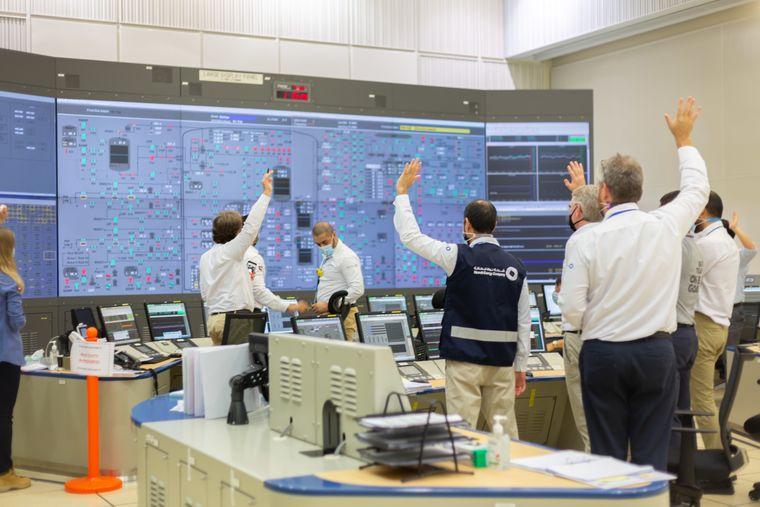 Запуск першої для арабського світу атомної електростанції Барака в ОАЕ