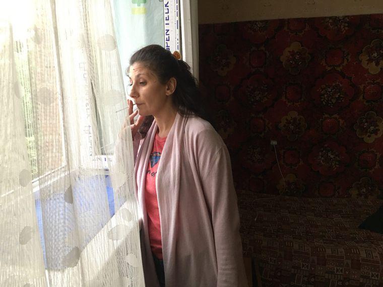 Татьяна Горбулич после обмена пленными в декабре 2019 года восстанавливает свою жизнь и документы в Киеве