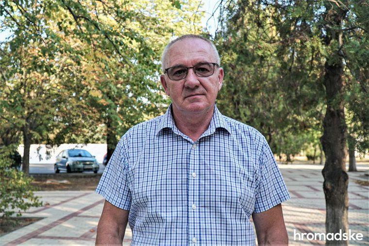 Отстраненный главный врач Измаильского специализированного дома ребенка Виктор Проценко