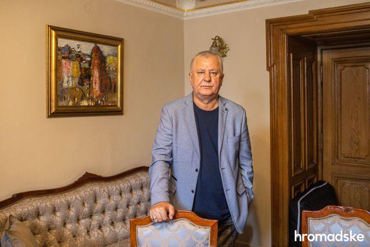 Василь Вовкун, генеральний директор Львівської національної опери.
