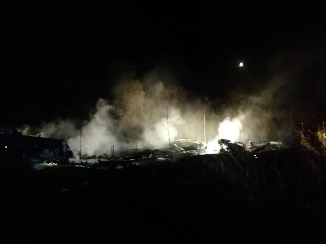 Годовщина авиакатастрофы на Харьковщине: что стало известно | Первая Столица Харьков