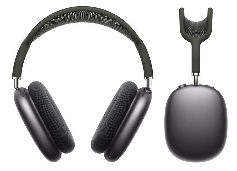 Apple презентувала нові бездротові накладні навушники AirPods Max за 549 доларів
