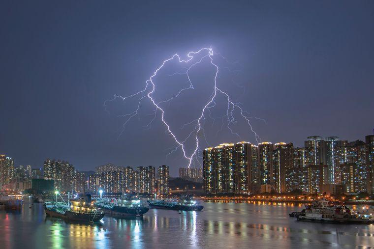 «Серцебиття». Рамблер-канал, Гонконг