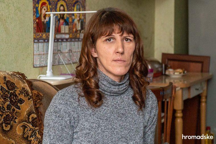 Вера Митюкова в своей комнате в общежитии