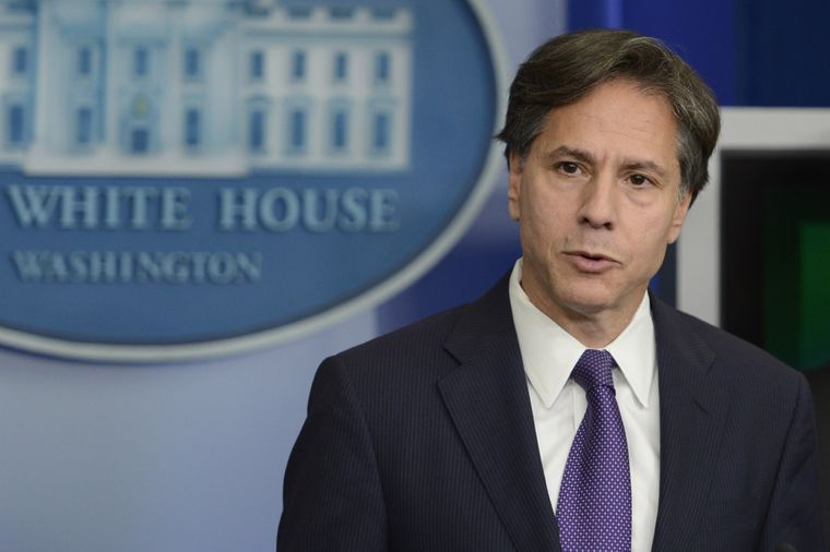 Новим держсекретарем США став Ентоні Блінкен, відомий своєю критикою Кремля    Громадське телебачення