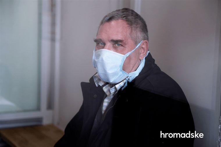 Обвинувачений у вбивстві сімох осіб на Житомирщині Анатолій Захаренко