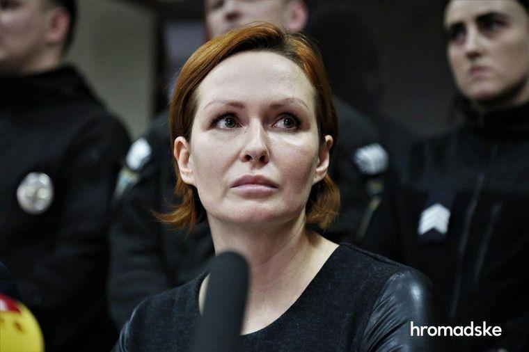 Обвиняемая в убийстве Шеремета Юлия Кузьменко будет баллотироваться на  довыборах в Раду от «Европейской Солидарности» | Громадское телевидение |  Громадское телевидение