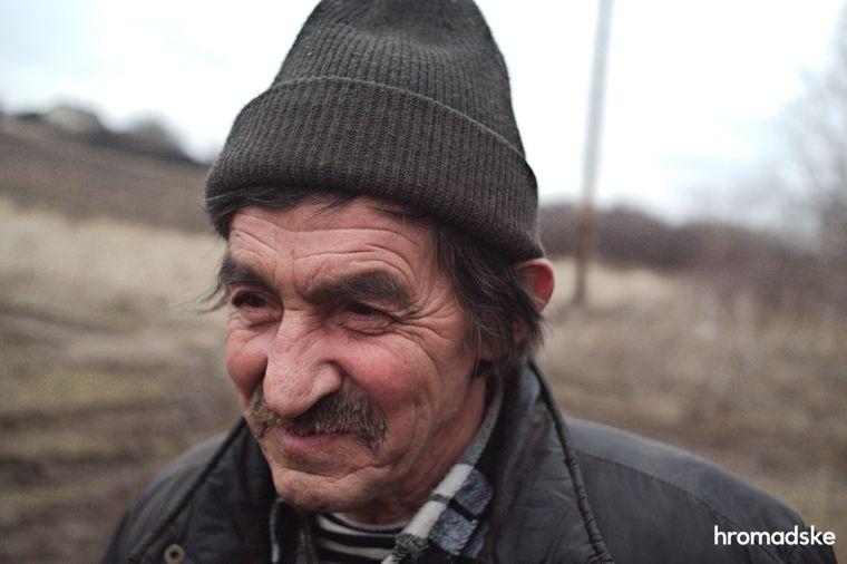 Попри важке життя Володимир Олексійович не втрачає почуття гумору