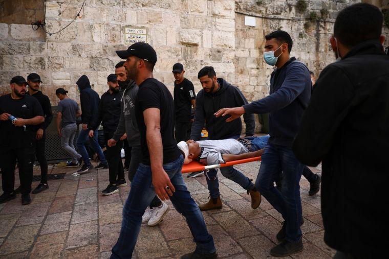 Израиль и Палестина обменялись ракетными ударами на фоне столкновений в  Иерусалиме. Есть погибшие и раненые   Громадское телевидение   Громадское  телевидение