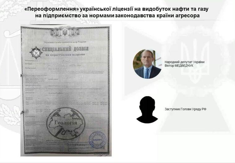 Документ, який підтверджує право власності ТОВ «Нові Проекти» на родовище Глибока