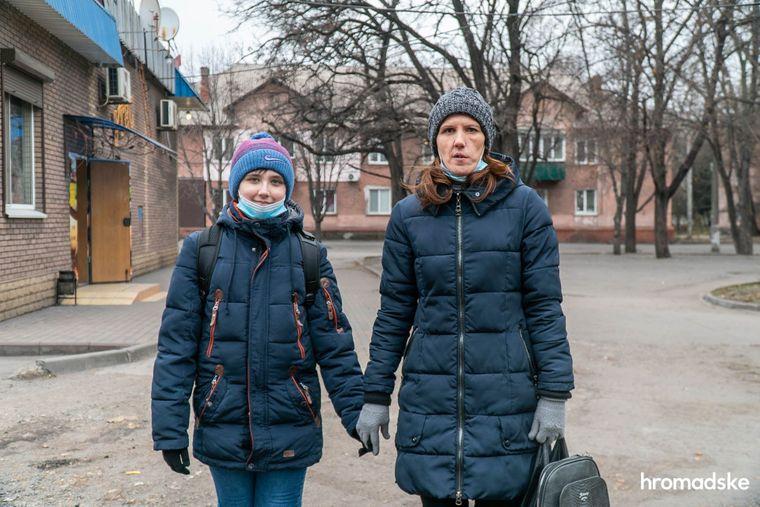 Віра Мітюкова разом із 11-річним сином Дмитром живе в Кривому Розі