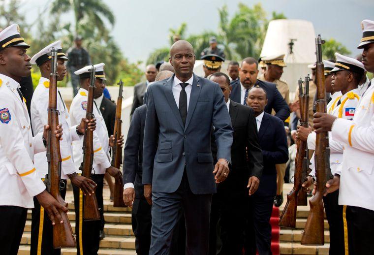 Президента Гаїті вбили у власній резиденції. Нападники також стріляли у  його дружину (ОНОВЛЕНО) | Громадське телебачення