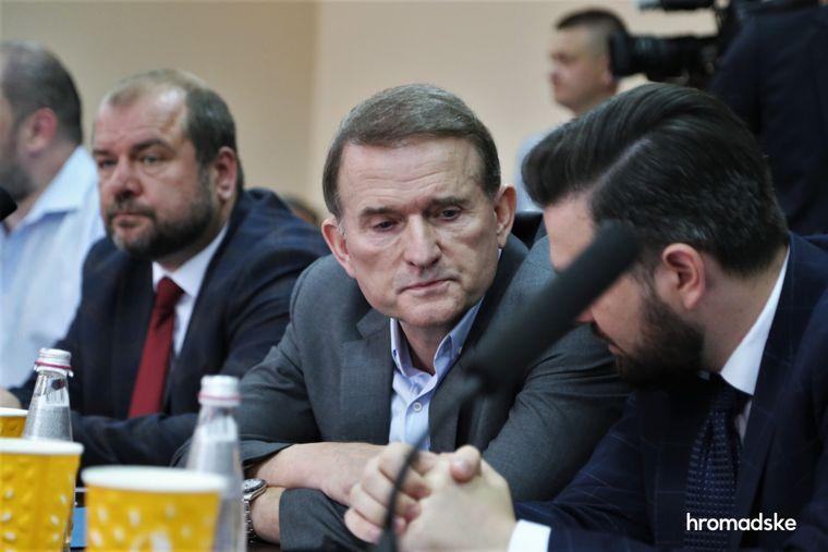 Суд продовжив домашній арешт Медведчука до 7 вересня