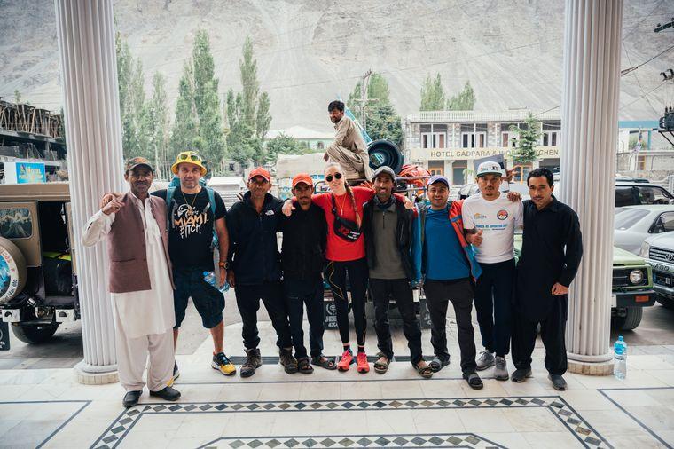 Пакистанські портери