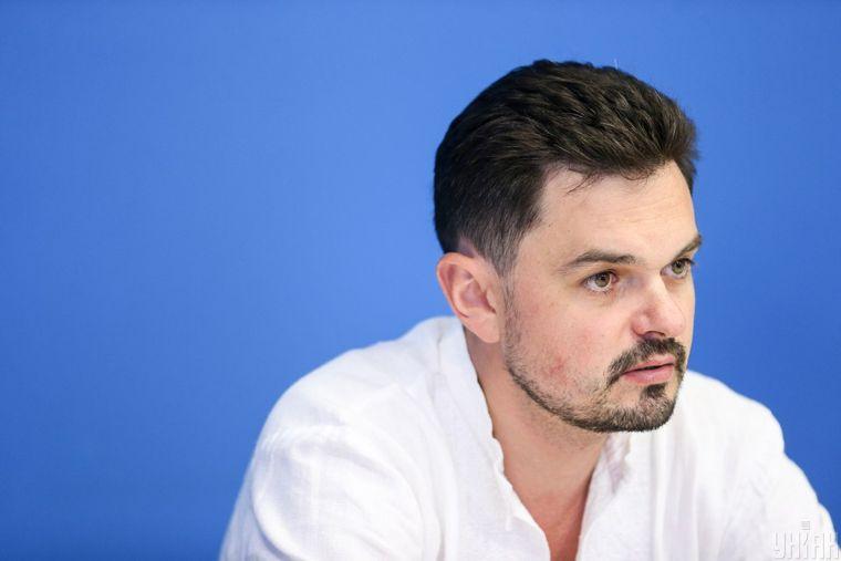 Бывший заместитель министра информационной политики Украины (2017-2019), эксперт по вопросам информационных войн и конкурентной разведки Дмитрий Золотухин