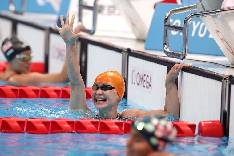 Плавчиня Мерешко виграла свою п'яту медаль на токійській Паралімпіаді