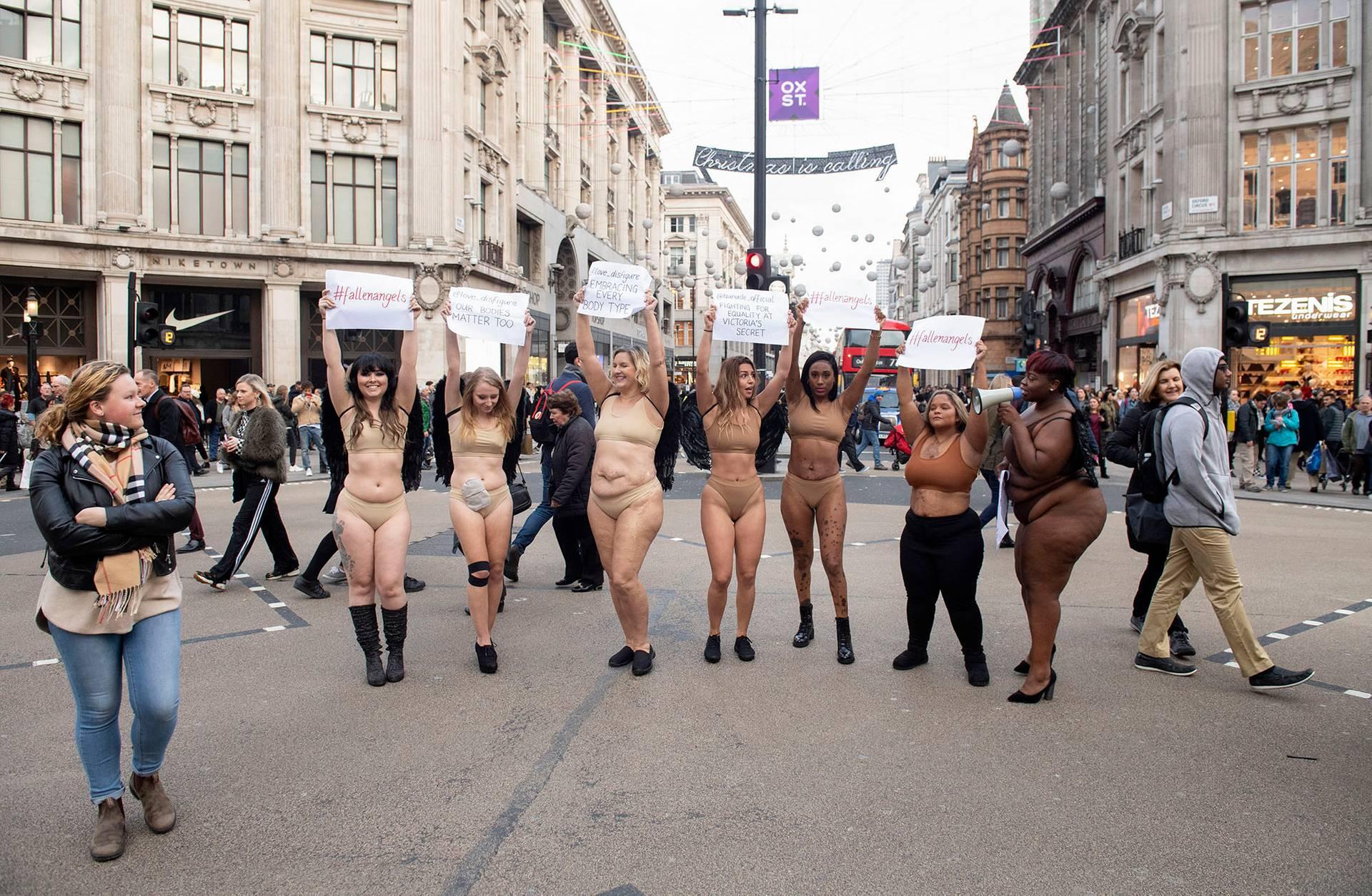 Мета акції —  закликати модні бренди збільшити різноманітність в індустрії моди