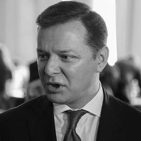Олег Ляшко, народний депутат, лідер «Радикальної партії»