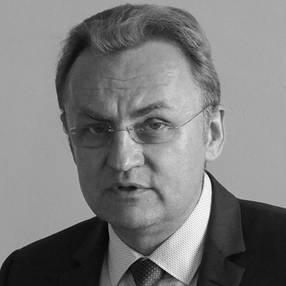 Андрій Садовий, мер Львова