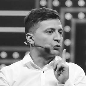 Володимир Зеленський, актор