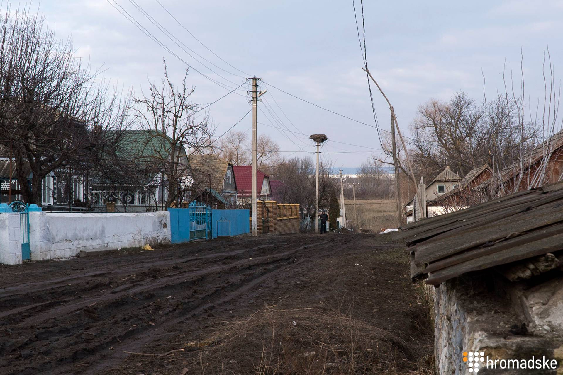 В селі немає централізованого підведення газу, Котюжани, Вінницька область, 21 лютого 2019 року
