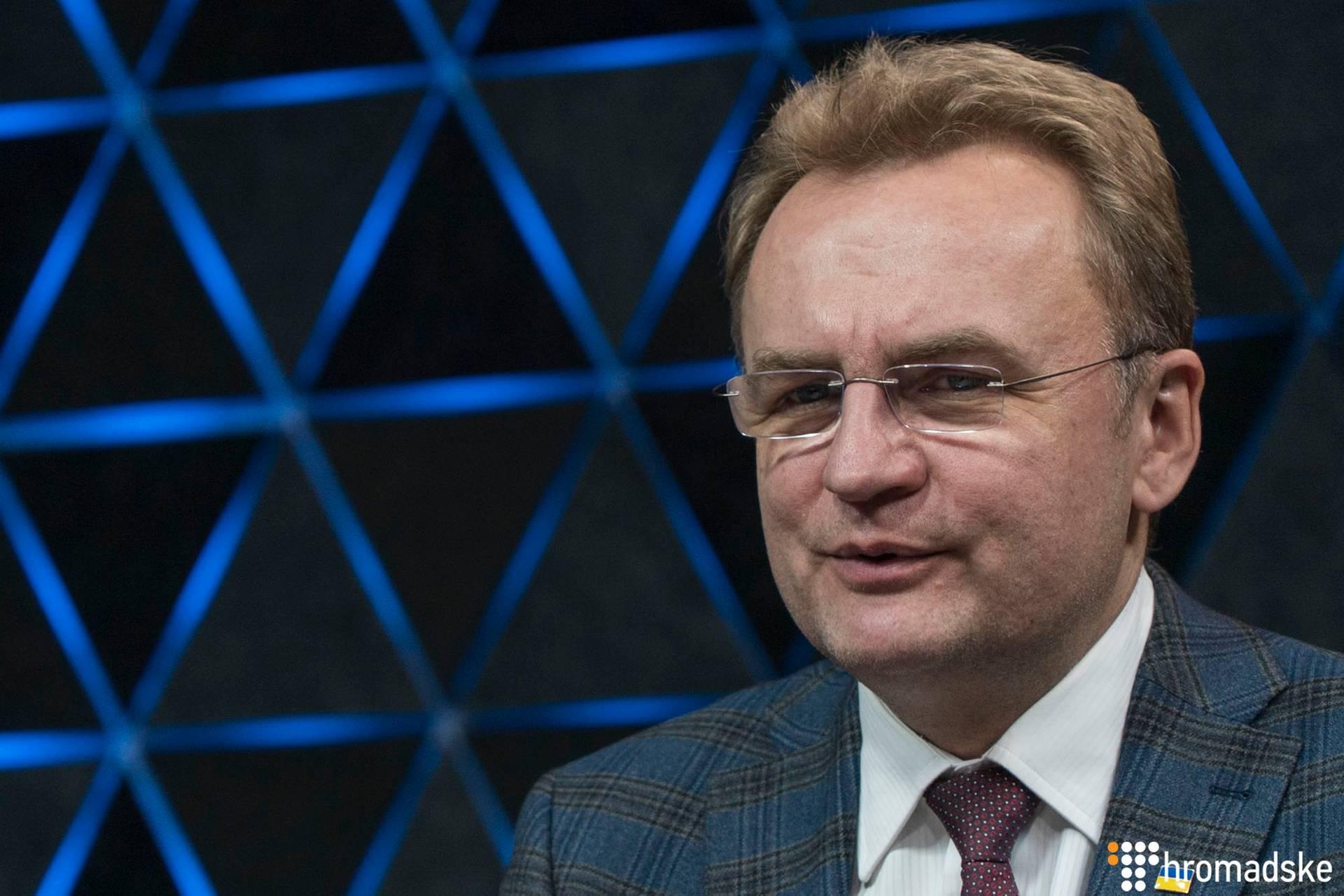 «Я є Садовий, я дав пас Анатолію»: екс-кандидат Андрій Садовий про Гриценка та вибори